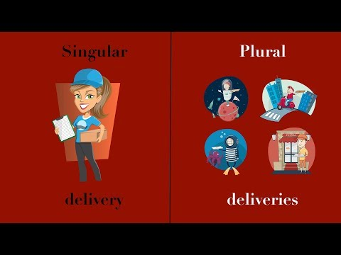 Plurals Of Nouns Ending In -y With Pictures, Spelling And Pronunciation | English Grammar