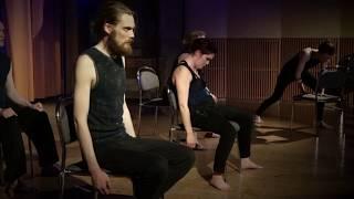Sini Koskelainen - Chair and Voice Solo Improvisation