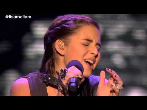 Carly Rose Sonenclar - Live Show 2. The X Factor USA 2012