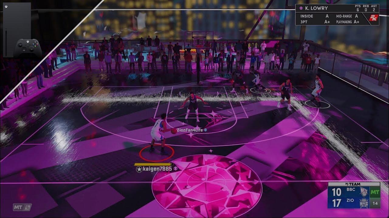 NBA 2K22 Xbox Series X Gameplay [4k 60fps]