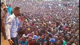 Bobi Wine Fans Have Boycotted The Red Pepper News Papper