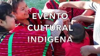 MCUI Evento Cultural Indigena Aug 12