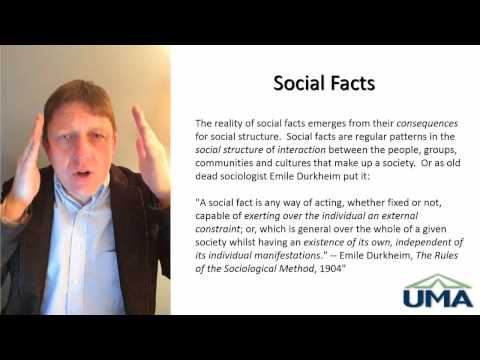 SOC 101: Why Sociology?