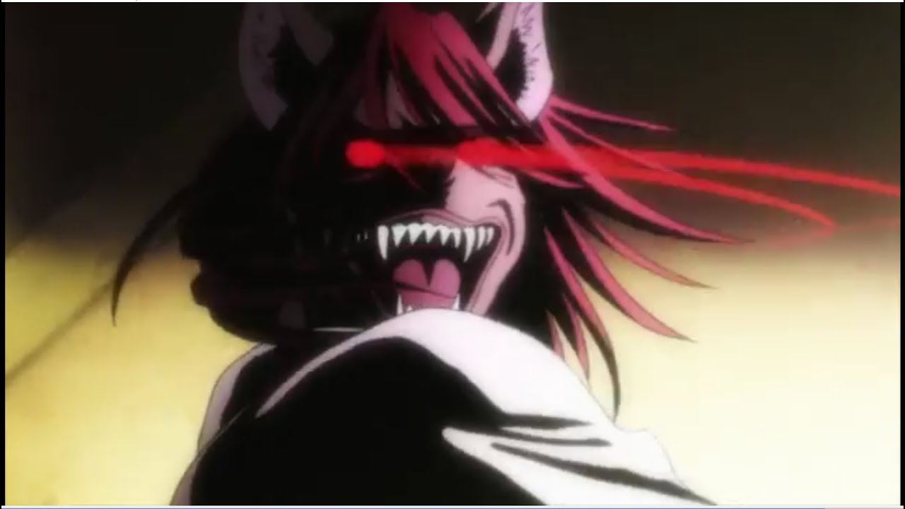 best werewolves animations in anime amv youtube