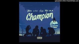 """Kehlani x G-Eazy x IAMSU! x Lil B - """"Champion"""" (Prod. by P-Lo)"""