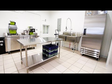 HUGE Restaurant Equipment Unboxing and Assembly (WebstaurantStore)