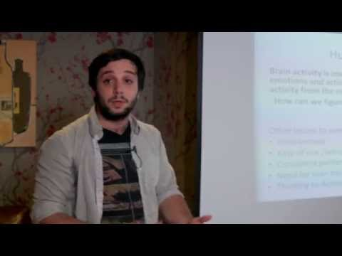 The Mind as a controller (Ioannis Zoulias – University of Reading) - Reading Geek Night Dec2014