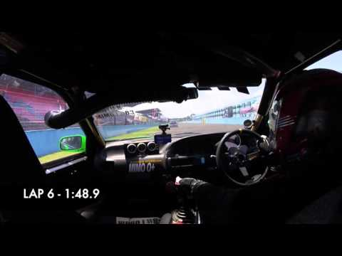ISSOM 2 - Sentul Super Car Championship 2016 - Mimo