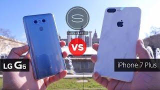 LG G6 vs iPhone 7 Plus