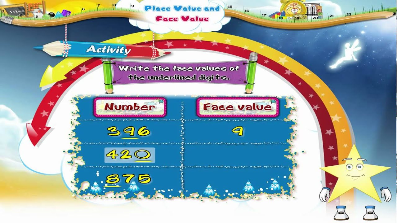 Learn Grade 3 - Maths - Place Value and Face Value - YouTube