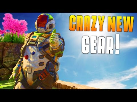 d294c153c68 CRAZY NEW SPECIALIST GEAR IN BO3! (New Taunts, Gear & Calling Cards) Funny  Moments!