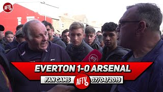 Everton 1-0 Arsenal | We Started 2 Headless Chickens In Midfield! (Claude Rant)