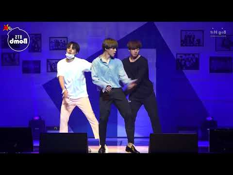 [MIRRORED + No Audience] BTS - HOME PARTY 613 Unit Stage  '삼줴이(3J)' Dance Practice