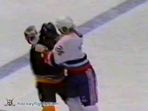 Shayne Stevenson vs Ken Baumgartner Mar 30, 1991
