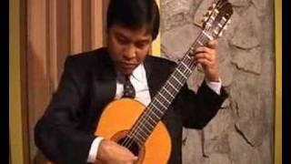 Capricho Arabe (Serenade)-Tarrega by ko thet shwe