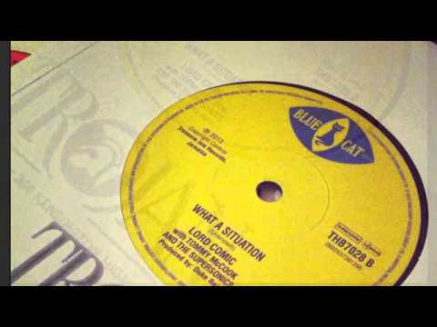 What A Situation - Sir Lord Comic with Tommy McCook & The Supersonics