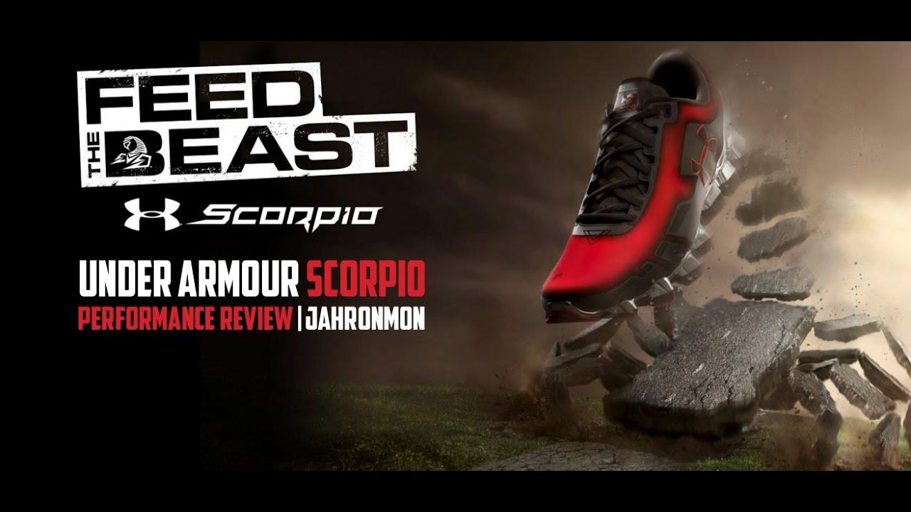Under Armour Scorpio - Performance