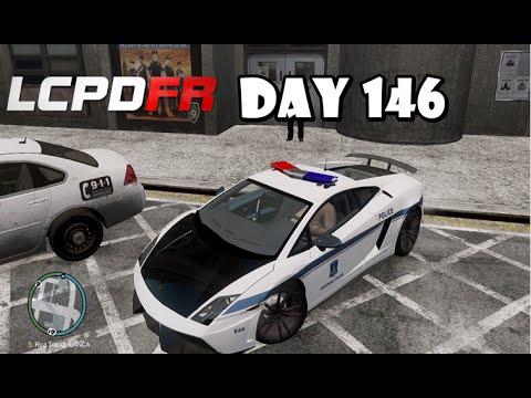 GTA IV: LCPDFR  - Lamborghini Gallardo Halifax Regional Police
