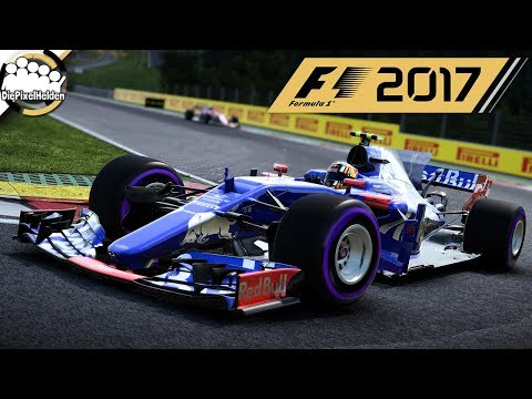F1 2017 - Toro Rosso STR12 @ Red Bull Ring - Let's Play F1 2017