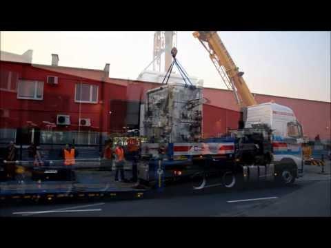 Heavy lift & project logistics - Industrial move