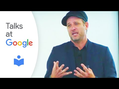 "Justin Dillon: ""A Selfish Plan to Change the World"" 