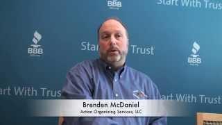 Brenden McDaniel on the BBB Torch Award for Ethics