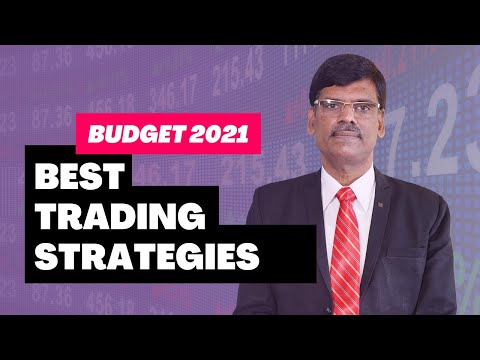 BEST Option Trading Strategies for Budget 2021!