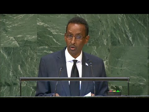 🇸🇴 Somalia - Minister For Foreign Affairs Addresses General Debate, 73rd Session