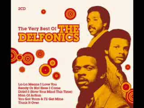 the delfonics - baby i love you