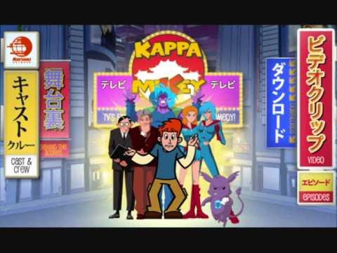 Kappa Mikey Theme Song + MP3