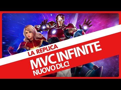 Marvel vs. Capcom Infinite - Cazzotti dal DLC - Gameplay ITA