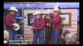 "Sawtooth Mountain Boys ""Are You Waiting Just For Me, My Darlin"""