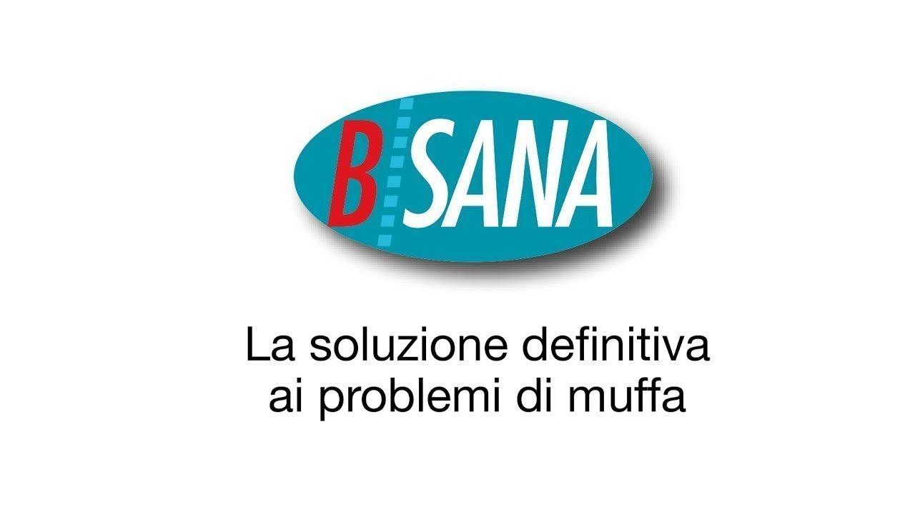 B/SANA: la soluzione definitiva ai problemi di muffa - YouTube