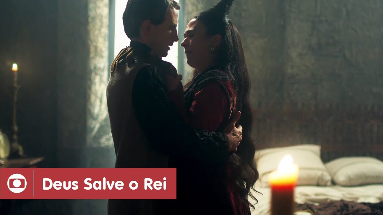 Deus Salve O Rei: capítulo 38 da novela, quarta, 21 de fevereiro, na Globo