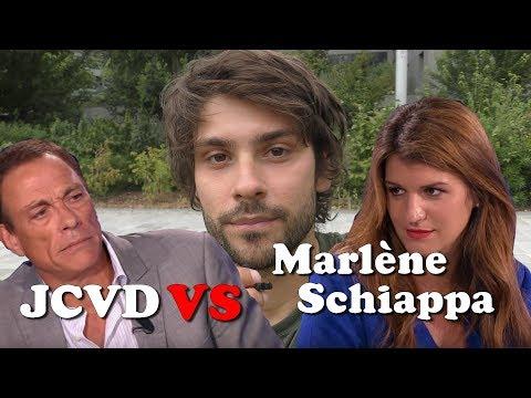 Je réagis au Clash Jean-Claude Van Damme vs Marlène Schiappa sur ONPC (30 Juin 2018)
