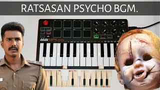 Ratsasan Psycho Villain BGM | Christopher | Cover by Daniel Victor