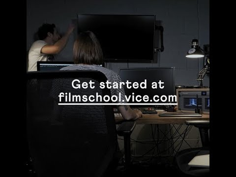VICE Film School brought to you by LUMIX G