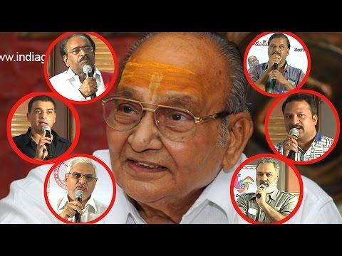 Telugu Cine Directors Association Congratulate K Viswanath on winning Dadasaheb Phalke Award
