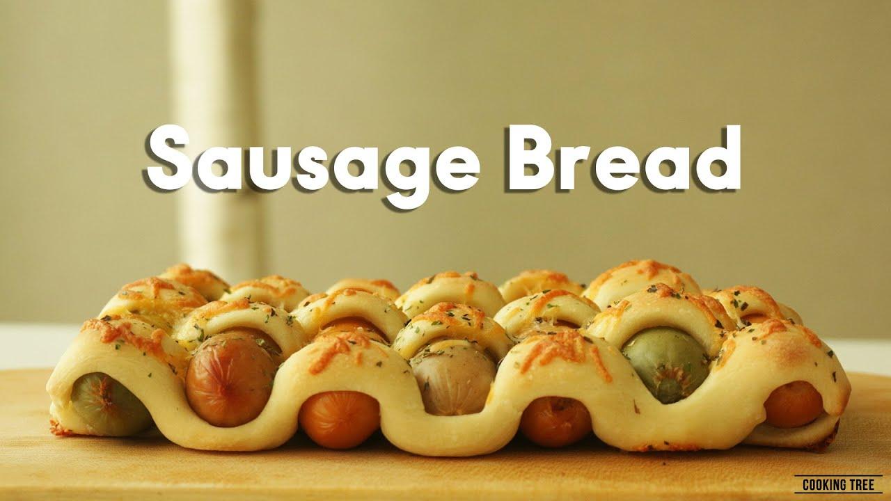 이런 소시지빵 처음이야!๑ŐεŐ๑소세지 빵 만들기 : How to make Sausage Bread ...
