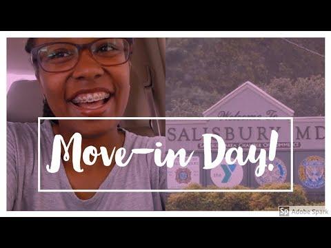 MOVING IN! | Salisbury University