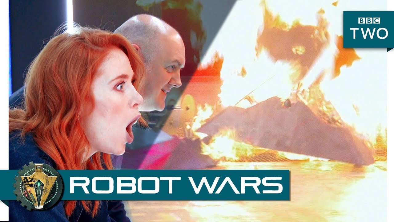Download Robot Wars: Series 10 Episode 3 Battle Recaps - BBC Two