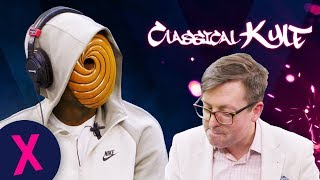 Offica Explains 'Naruto Drillings' To A Classical Music Expert | Classical Kyle | Capital XTRA