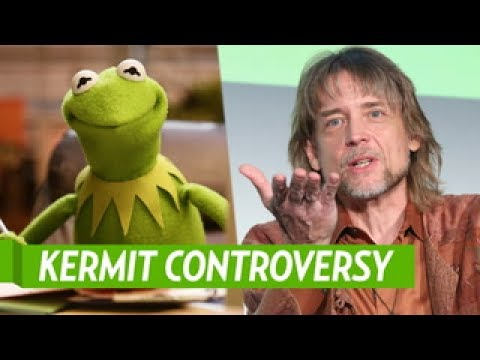 Kermit the Frog Puppeteer Steve Whitmire Discusses Firing