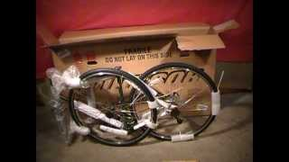 Bikes Direct Windsor Tourist Unboxing