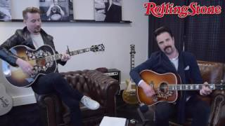 "Session acoustique - Royal Republic ""Baby"" (Weekend Man)"