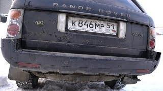 Range Rover За 200.000 Р. Купил И Сразу Попал На Движку. Vogue 2