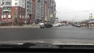 Автонакат -  Как проезжать перекрестки.