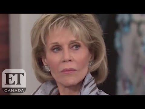 Megyn Kelly's Awkward 'Today' s With Jane Fonda, Debra Messing