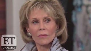 Megyn Kelly's Awkward 'Today' Interviews With Jane Fonda, Debra Messing
