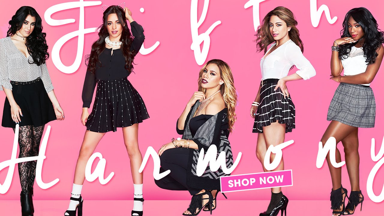 Fifth Harmony New Faces Of Candies Youtube